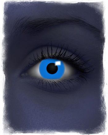 Kontaktlinsen blau UV aktiv