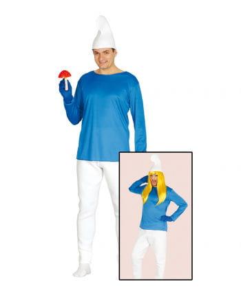 Blue Dwarf Costume