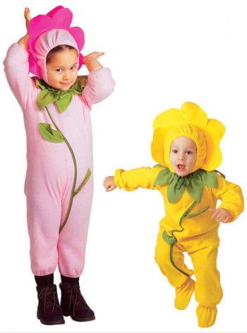 Pink Floral Toddler Costume