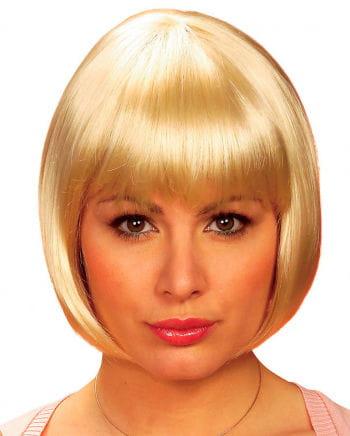 Pagenkopf Perücke Blond