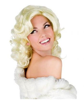 Blonde Diva Wig