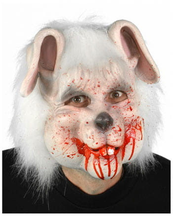 Bloody Bunny horror mask
