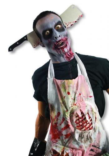 Zombie Butcher Hat Headgear