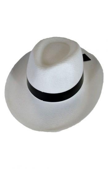 Bogart hat white
