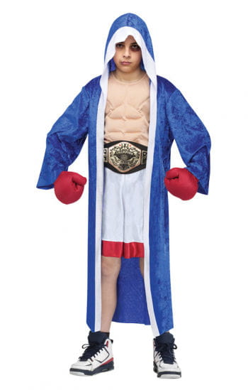 Boxweltmeister Kinderkostüm