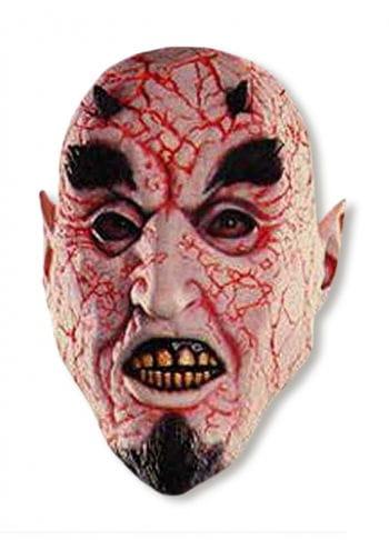 Brimstone Neon Devil Mask