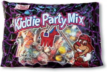 Colourful Sweets Party Mix