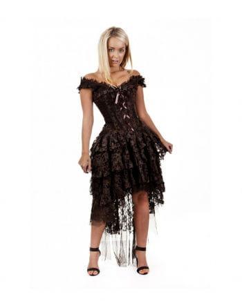 Burleska Ophelie Kleid braun