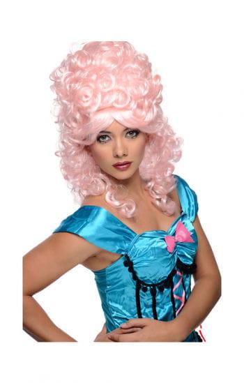 Rococo Wig Pink