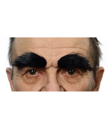 Self eyebrows Black