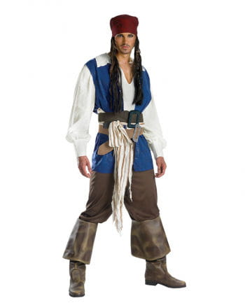 Captain Jack Sparrow Costume XXL
