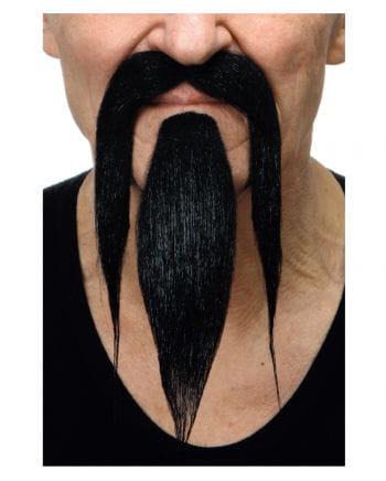Chinese Beard black