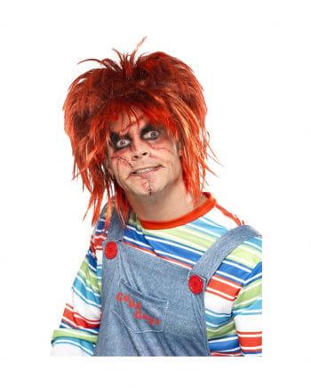 Chucky Make up Kit mit Narben