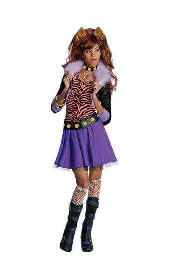 Monster High Clawdeen Wolf Kostüm