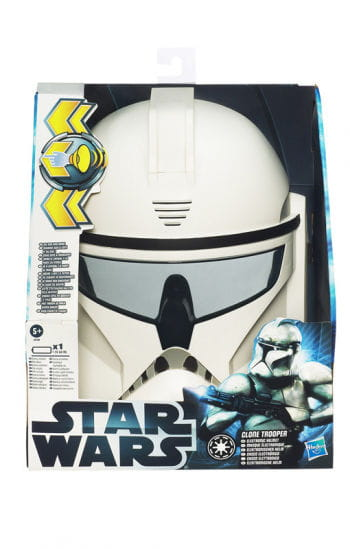 Clone Trooper Helmet with Sound