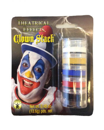 Clown Makeup Set