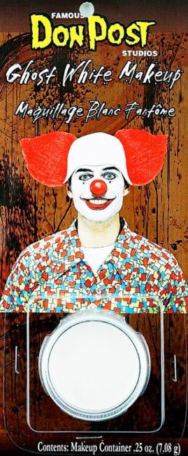 Clown Make Up White