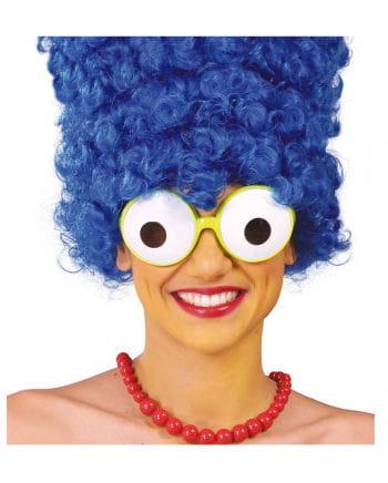 Comicfigur Carnival Glasses
