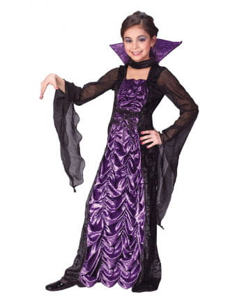 Countess of Darkness Child Costume. M