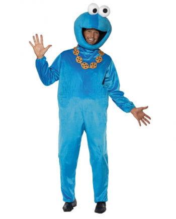 Sesamstraße Cookie Monster Kostüm