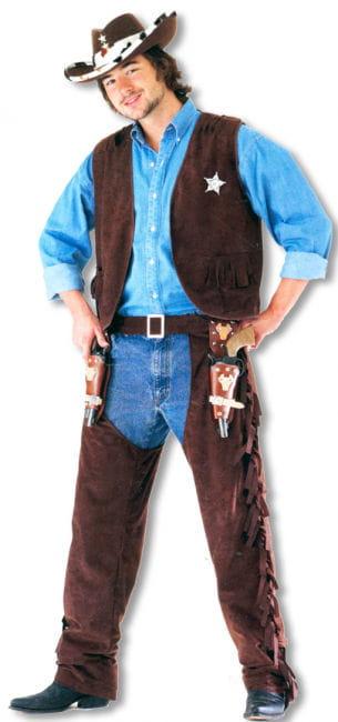 Cowboy Überhose Herren