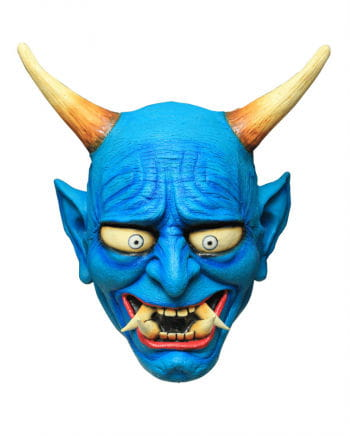 Crazy Blue Demon mask