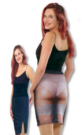 Damenrock Scherzartikel