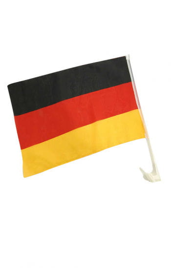 Fan car flag Germany