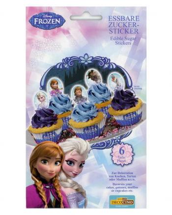 Disney Frozen Zucker Sticker 6 St.