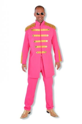 Dompteur Kostüm Pink