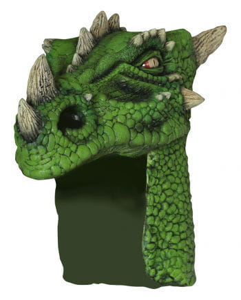 Dragon Helmet green