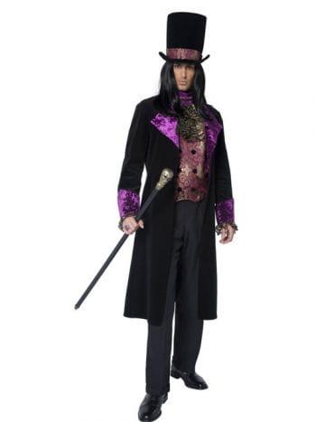 Gothic Count Vampire Costume XL