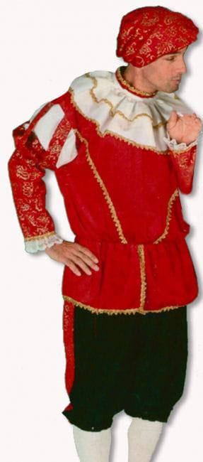 Edelmann Kostüm L/XL