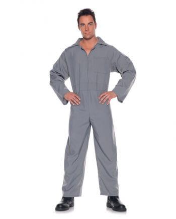 Adult gray jumpsuit