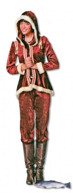 Eskimo Damen Kostüm