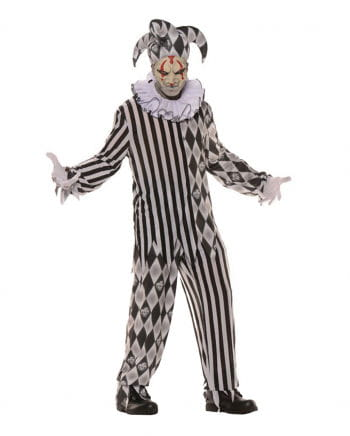 Evil Harlekin Kostüm