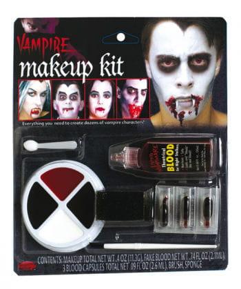 Family Vampire Make Up Set