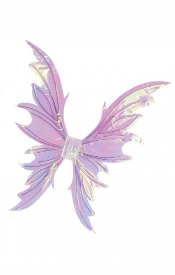 Feenflügel Deluxe Elfenbein schimmernd