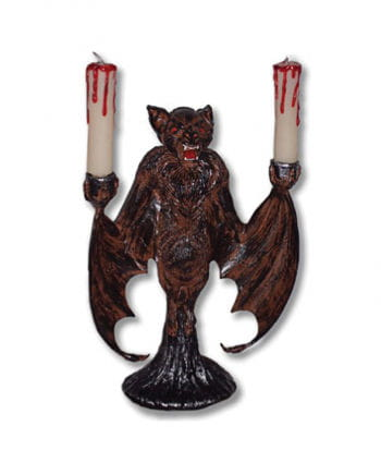 Bat Candelabra