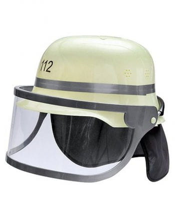 Firefighter`s Helmet