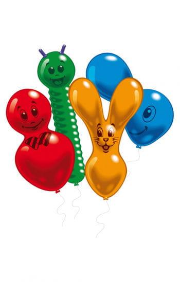 Figuren Luftballons 100 St.