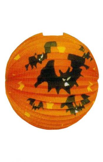 Bat lantern round 22cm