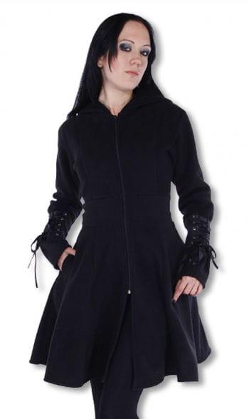 Gothic Lady Fleece Coat Medium