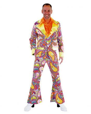 Flower Power Herren Anzug XL