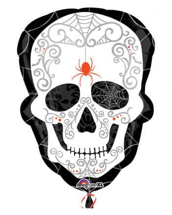 Foil balloon Sugar Skull