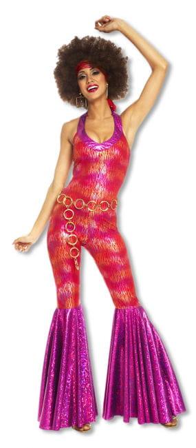 Foxy Lady 70er Jahre Kostüm - M/38 M / 38