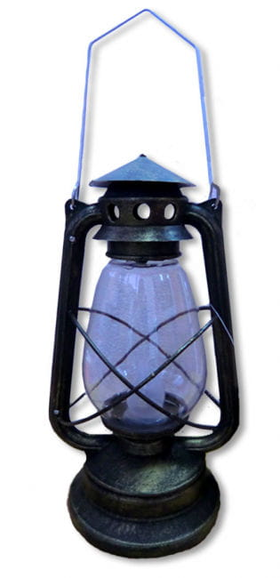 Graveyard Davy Lamp