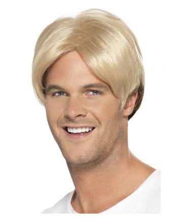 Football Wig Blond