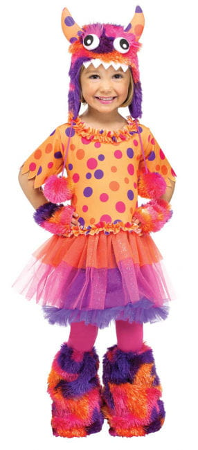 Fuzzy Fifi Kleinkinderkostüm