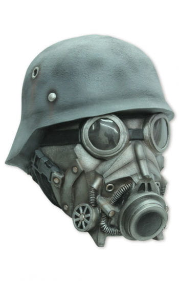 Gas Attack Gas Mask Deluxe